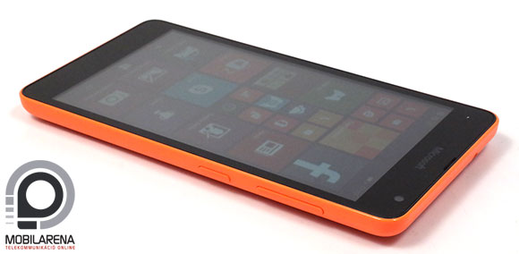 Microsoft Lumia 535 Dual SIM oldalról