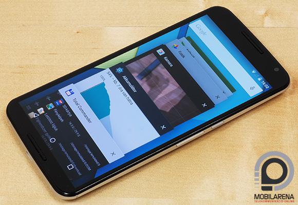 5,96 hüvelykes AMOLED kijelző ékesíti a Google Nexus 6-ot