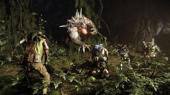 Evolve PlayStation 4 teszt