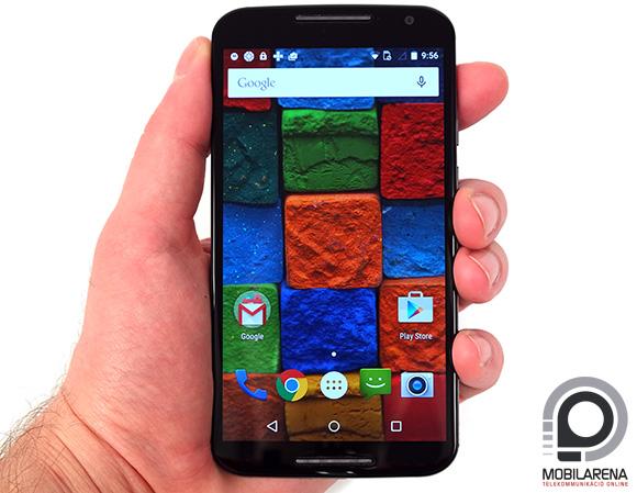 Az új Motorola Moto X megnőtt a régihez képest