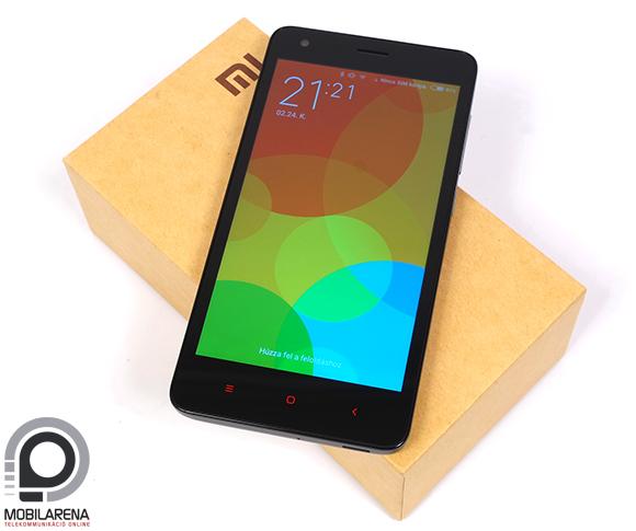 Xiaomi Redmi 2 doboz