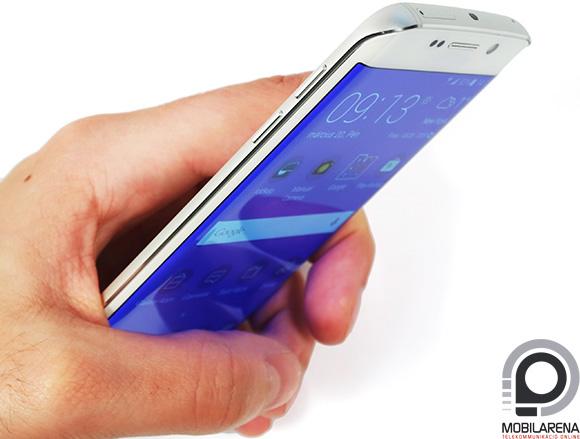 Különleges és meghökkentő Samsung Galaxy S6 edge formavilága