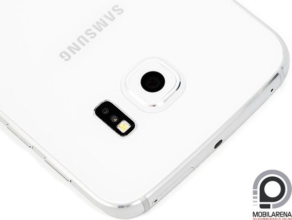 A Samsung Galaxy S6 edge hátlapi kamerája kitűnő képeket lő