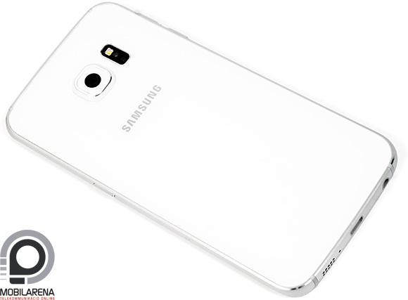 Prémium anyaghasználat a Samsung Galaxy S6 edge legfőbb jellemzője