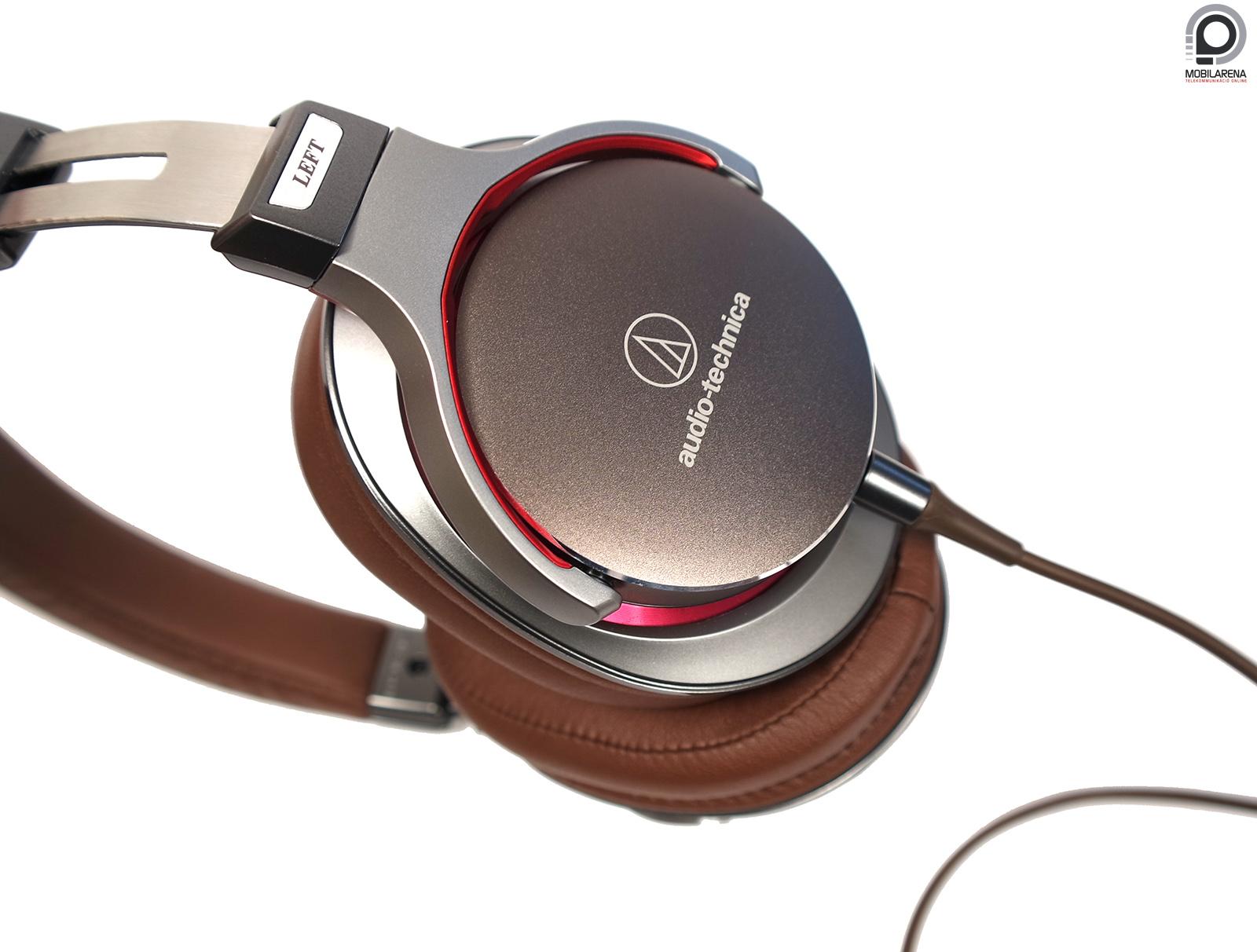 Egy tucatnyi Audio-Technica fej- és fülhallgató bemutatója ... 7548472231