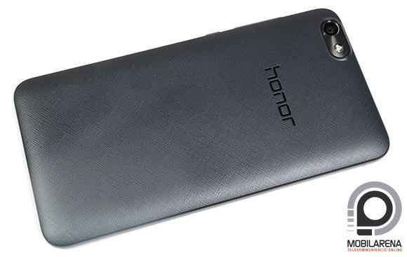 Honor 4X hátlap