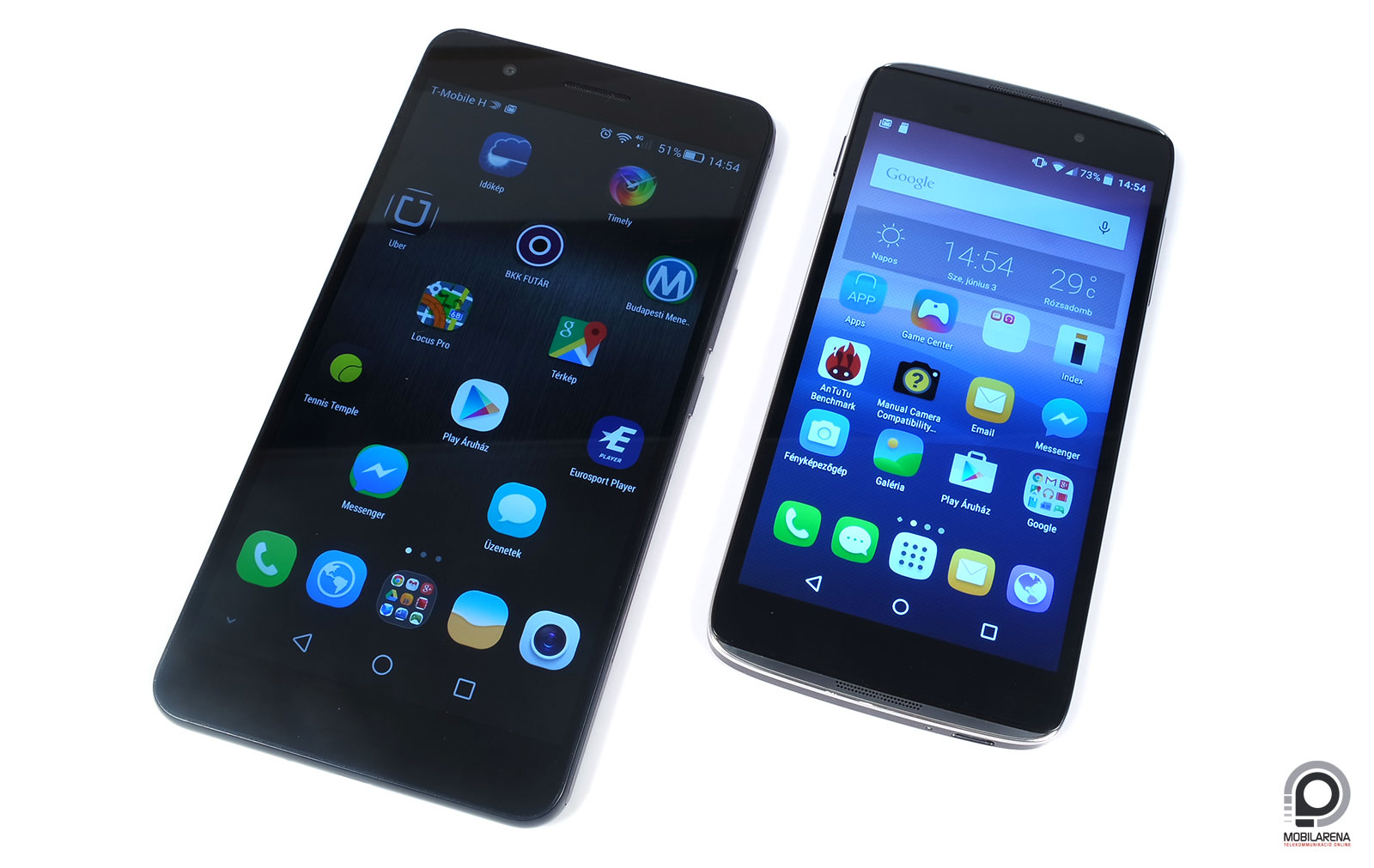 how to open alcatel one touch idol 3