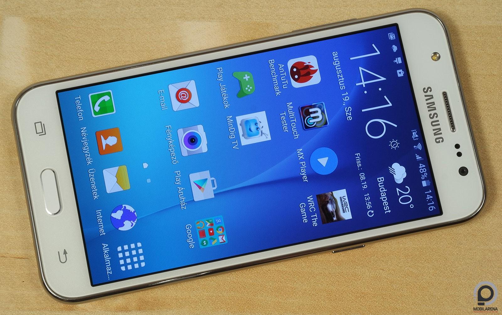 Huawei P9 okostelefon teszt - NapiDroid