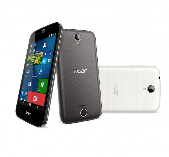 Windows 10-es Acer telefon(ok) mutatkoztak be
