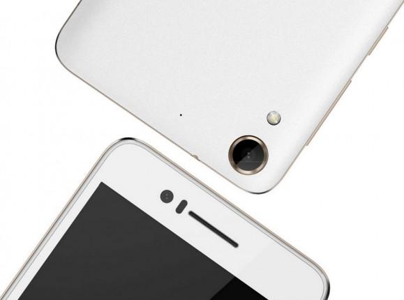 A HTC Desire 728 Sony BSI hátlapi szenzora 13 megapixeles