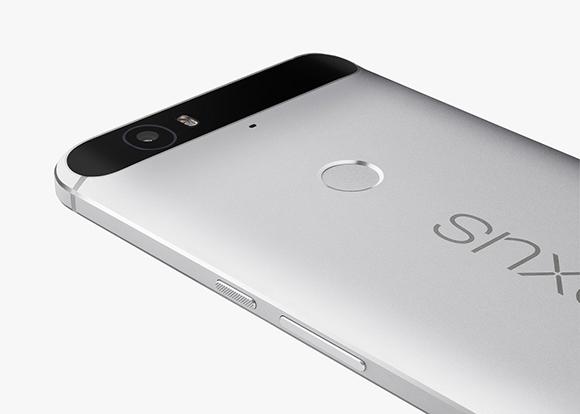 Bemutatkozott a Huawei Nexus 6P