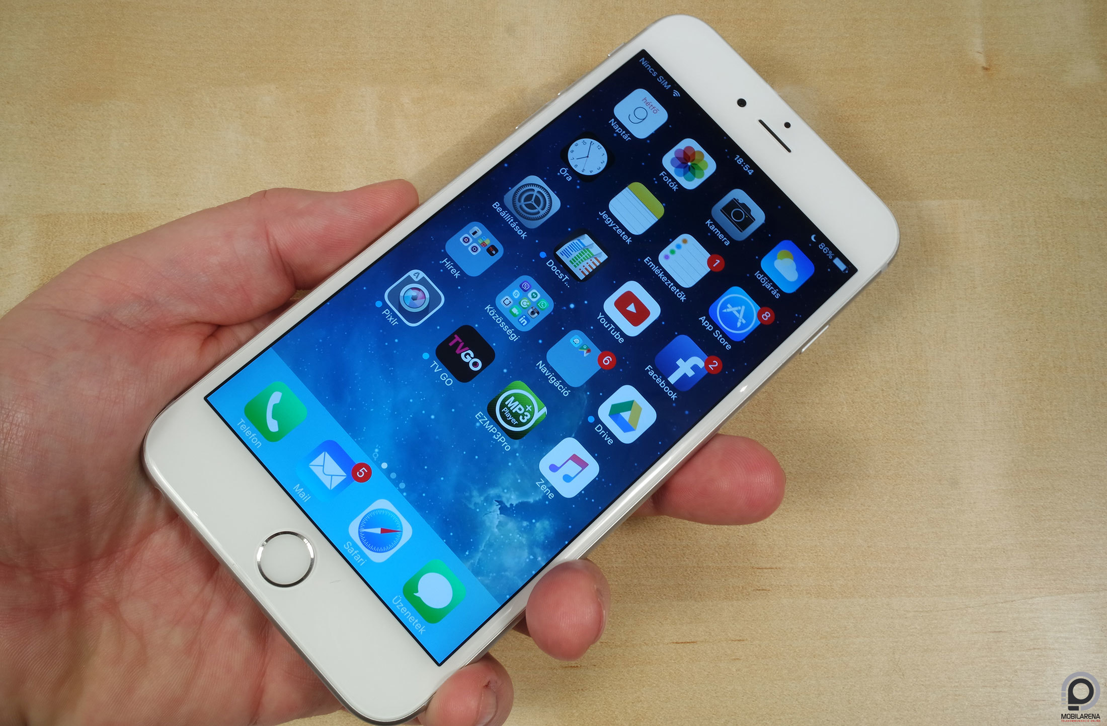 apple iphone 6s review apple iphone 6s plus felszerelts 233 g mobilarena 9230