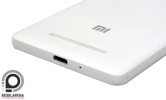 Xiaomi Mi 4c hátlapja