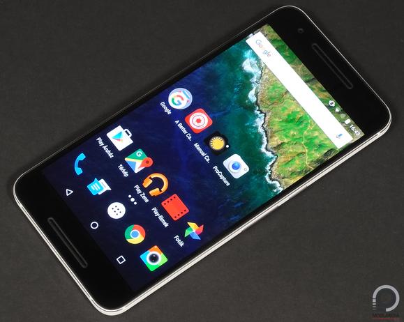 A Nexus 6P tavaly Android 6.0-val startolt el, a 7.0-s frissítés kis késedelem után megérkezett rá