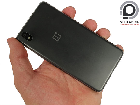 OnePlus X hátulról