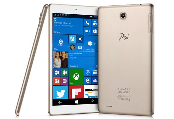 Alcatel Pixi 3 (8) Windows 10