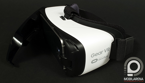Samsung Gear VR (SM-R322) bemutató