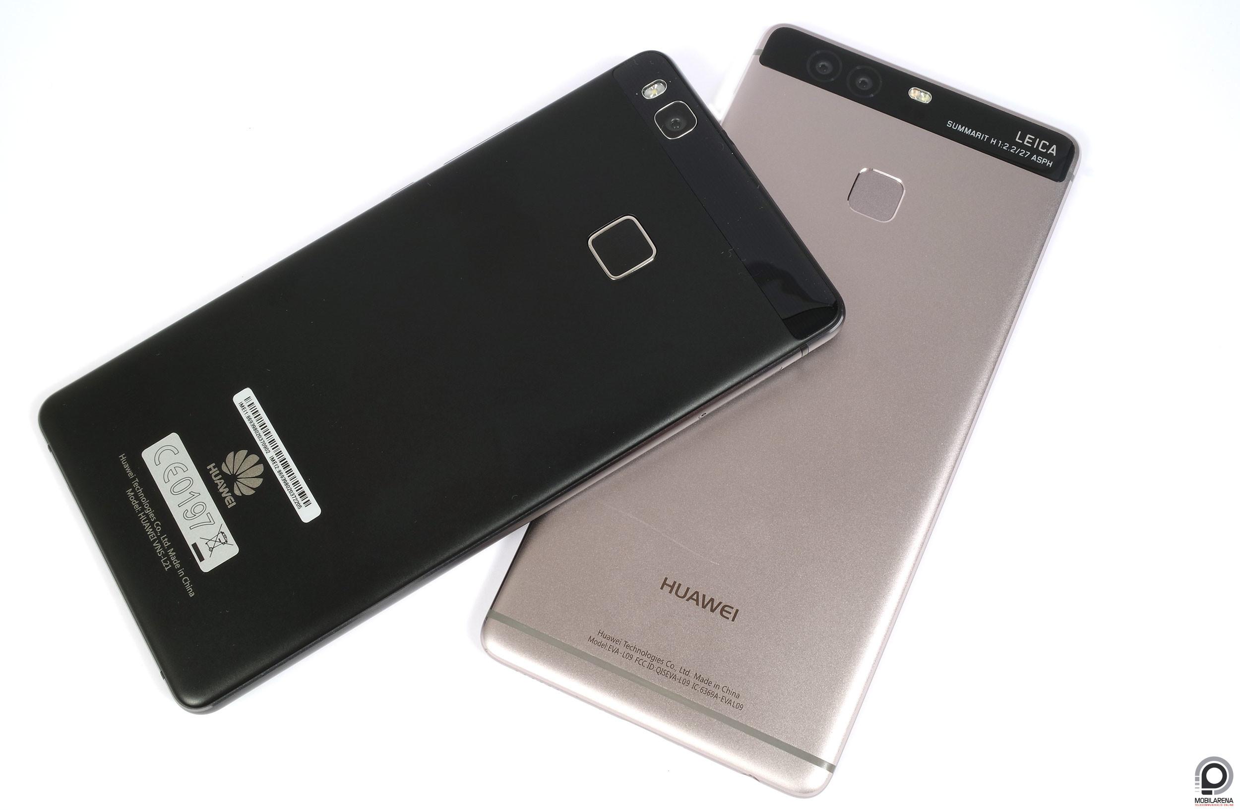 Huawei p9 lite meg r k lt formaterv mobilarena for Photo ecran huawei p9 lite
