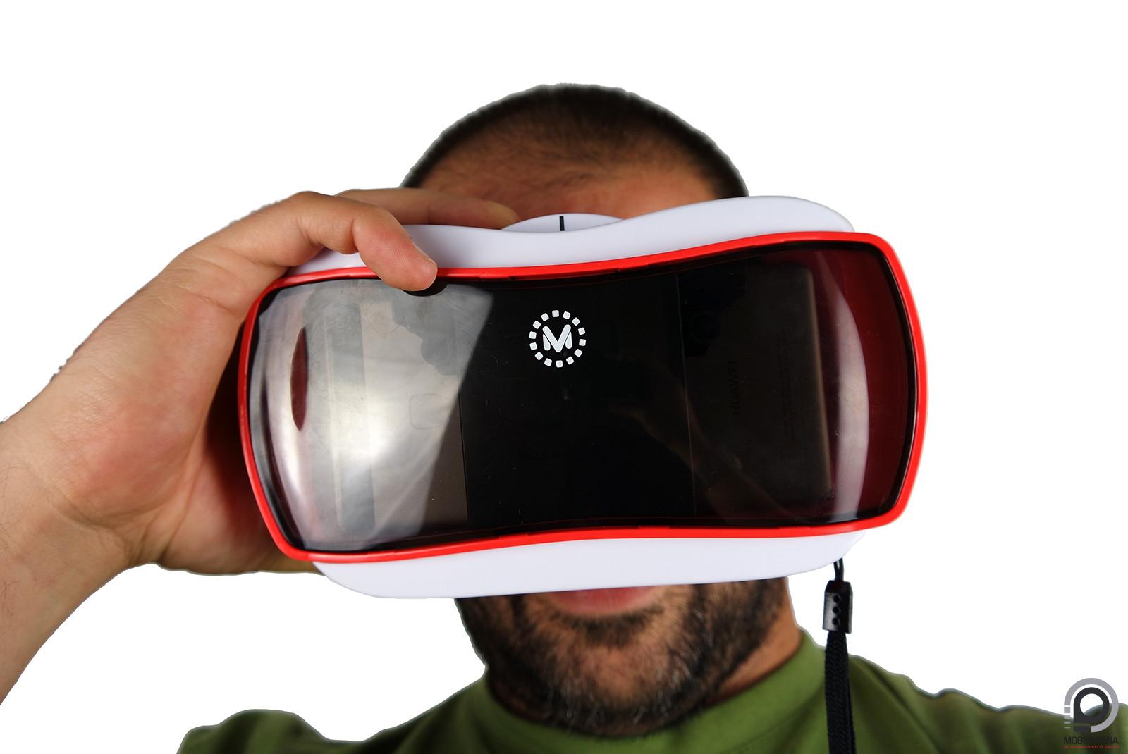 View Master VR szemüveg modern nosztalgia Mobilarena