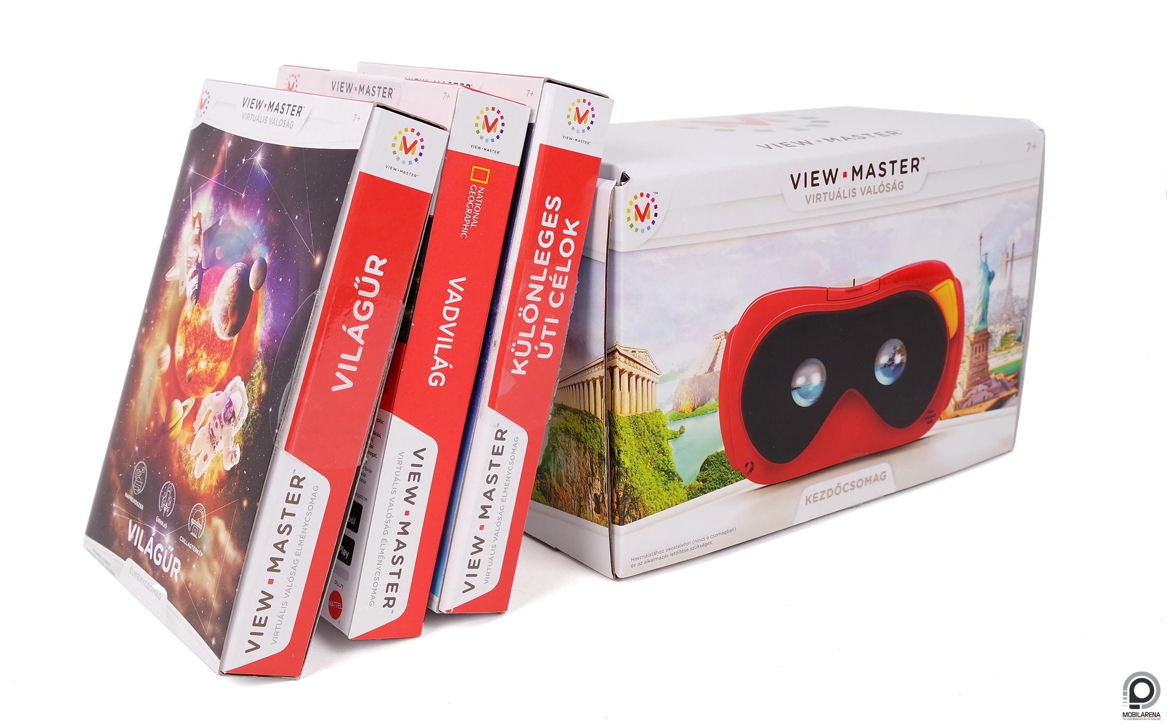 View-Master VR szemüveg - modern nosztalgia - Mobilarena Tartozékok ... 24b92f99e5