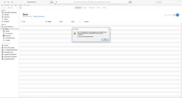 Egyre inkább lehet érezni, hogy az Apple a saját tartalmai felé tereli a felhasználót.