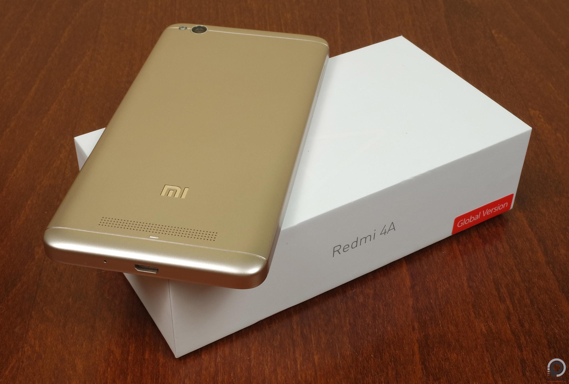 Xiaomi Redmi 4a Ennl Nem Tudsz Jobbat Mobilarena Okostelefon Teszt 3 32gb Gold A Doboz Egyetlen Rdekessge Global Version Felirat