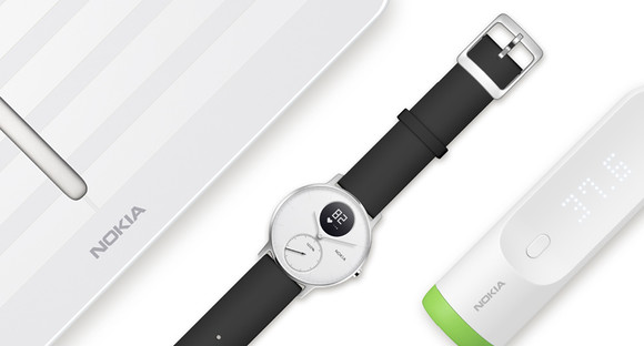 Nokia Body Cardio, Nokia Steel HR és Nokia Thermo lázmérő