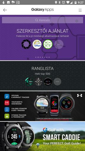Samsung Gear Sport - új körrekord - Mobilarena Tartozékok teszt 90a9d301bf