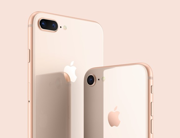 iPhone 8 és iPhone 8 Plus