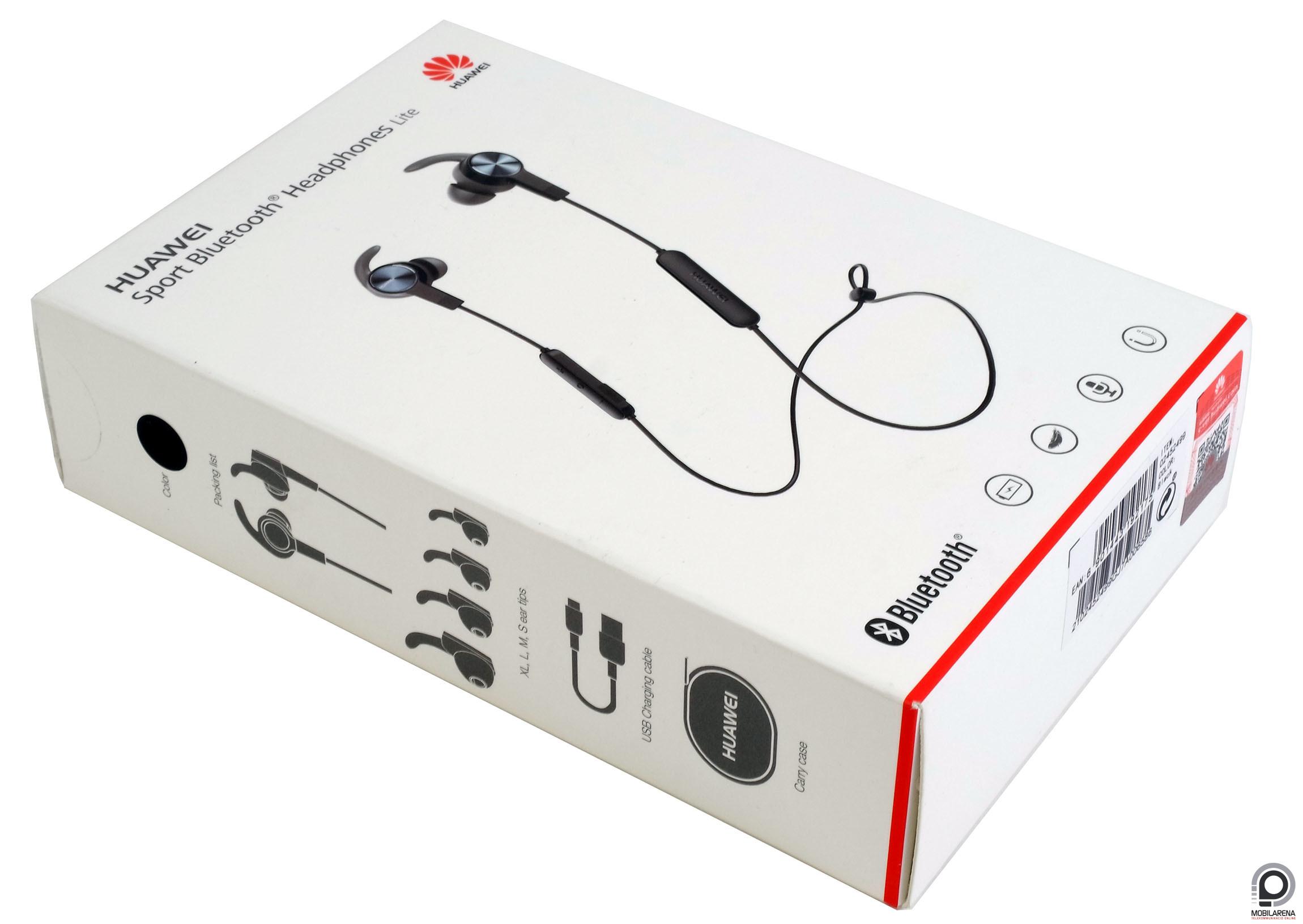 Huawei Sport Headphones Lite teszt - Mobilarena Tartozékok teszt 1006536e66