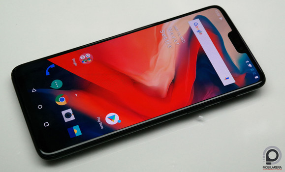 A OnePlus 6