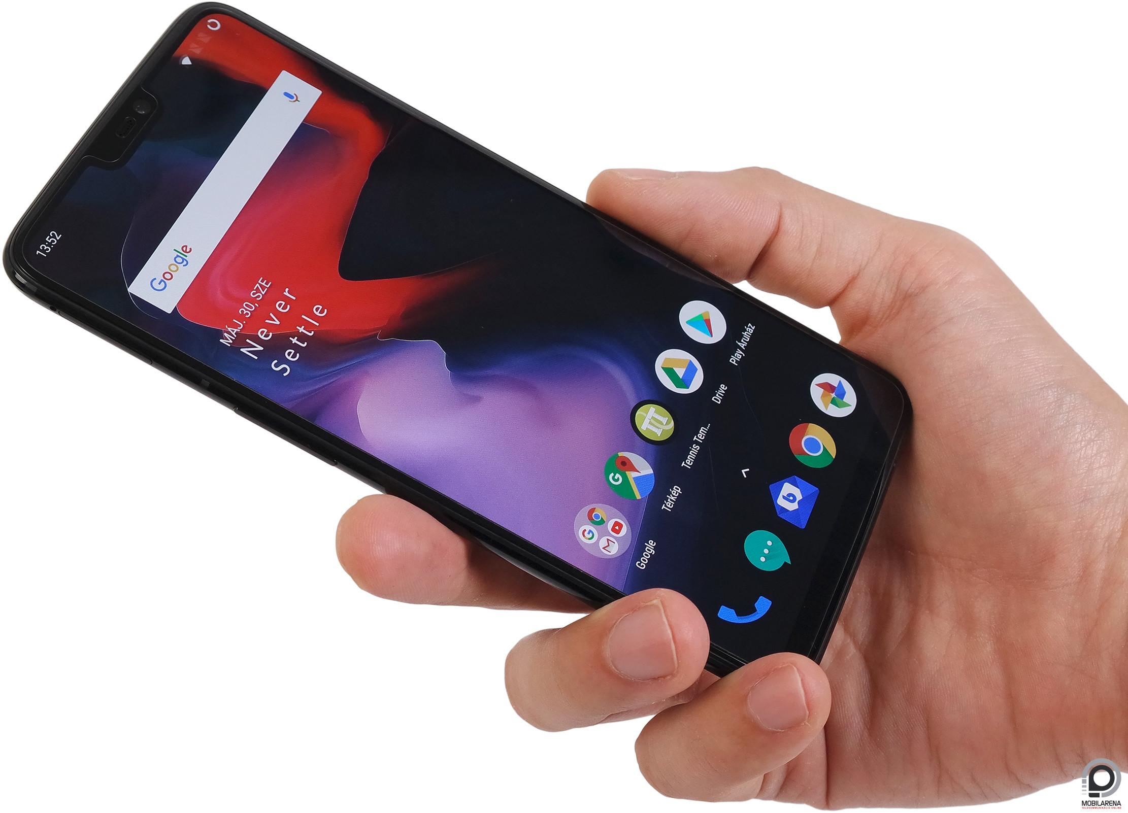 OnePlus 6 - gyorsjárat a szenzorszigetekre - Mobilarena Phablet ... 9706270e91