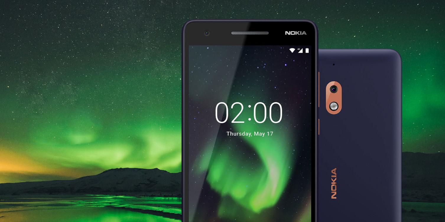 Nokia 2.1 nulla forintért