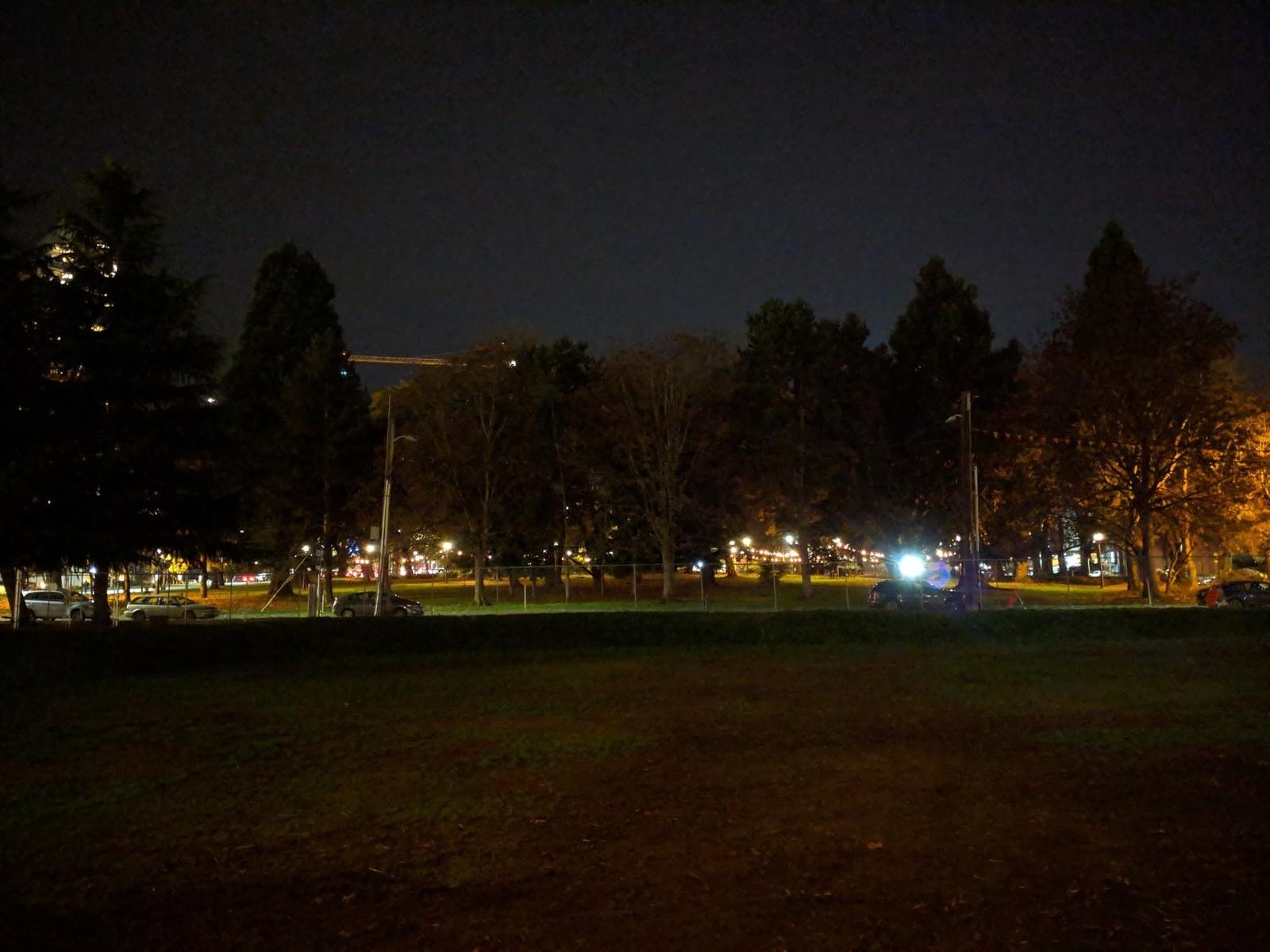 Éjszakai váltás
