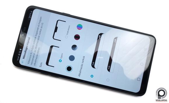 Ez az LG G7 Fit.