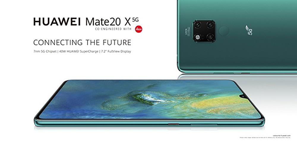 A Mate 20 X 5G