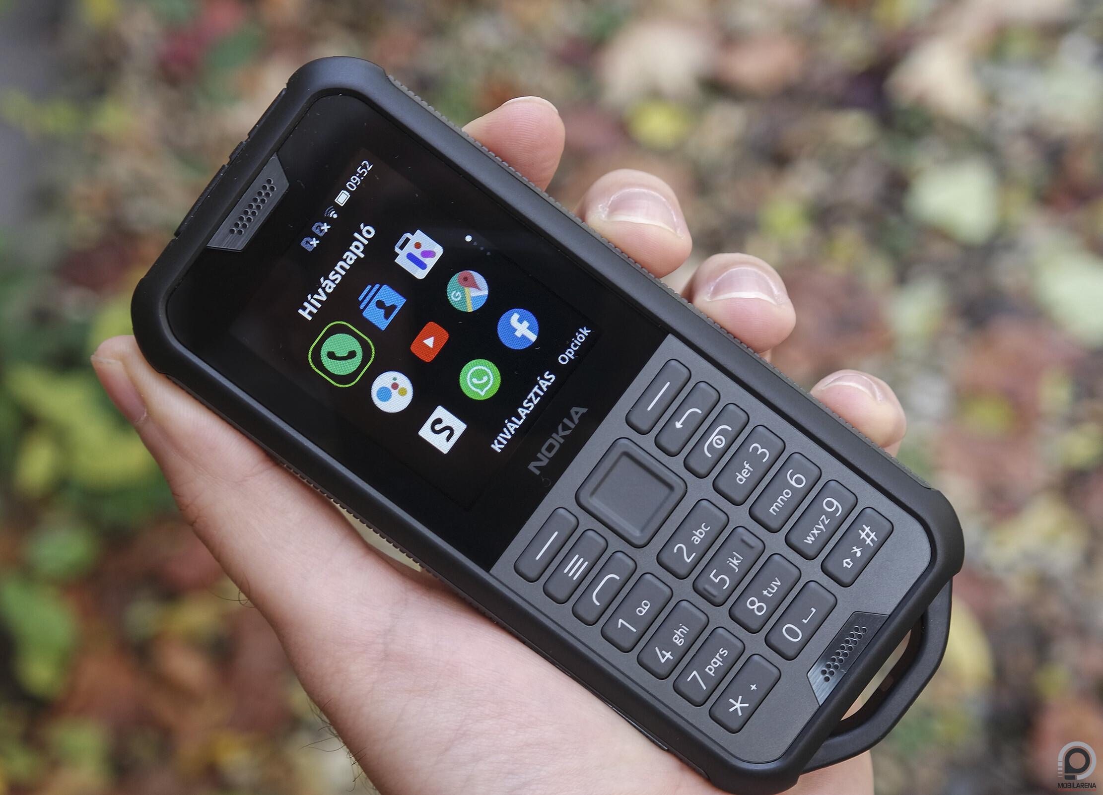 Nokia 800 Tough Kokemuksia