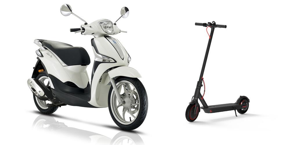 Számomra közelebb áll az elektromos roller az autós kiegészítőhöz, mint a segédmotorhoz
