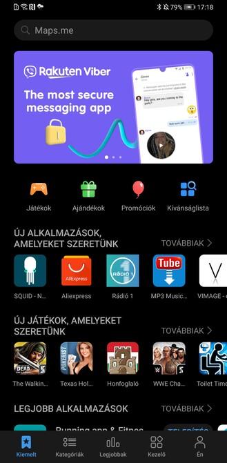 تجربة Huawei: تطبيقات مصادر بديلة screenshot_20200227_