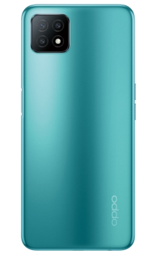 Oppo A53 5G, a China Mobile képein
