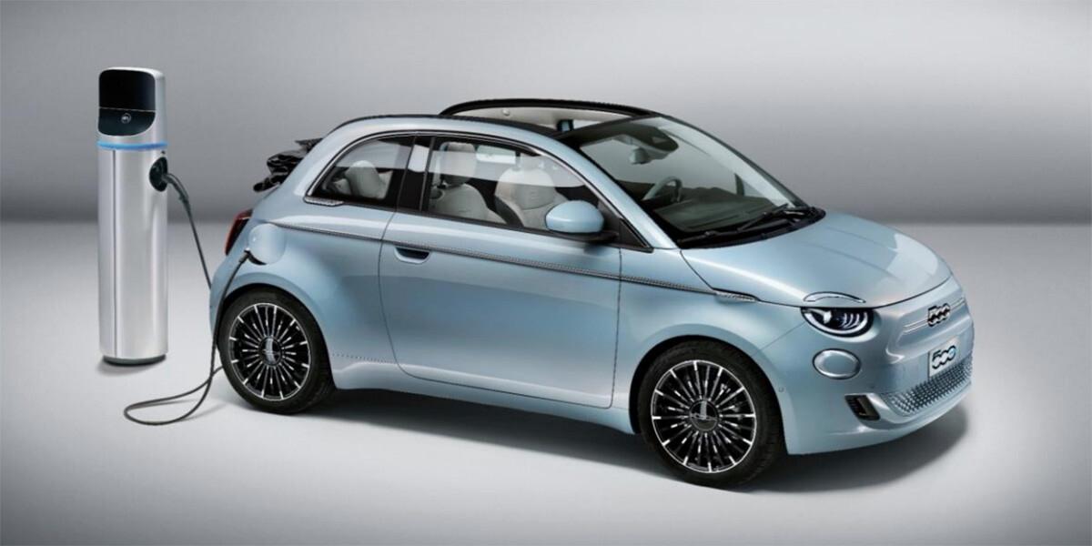 Fiat do kraja desetljeća samo s električnim automobilima 165163s