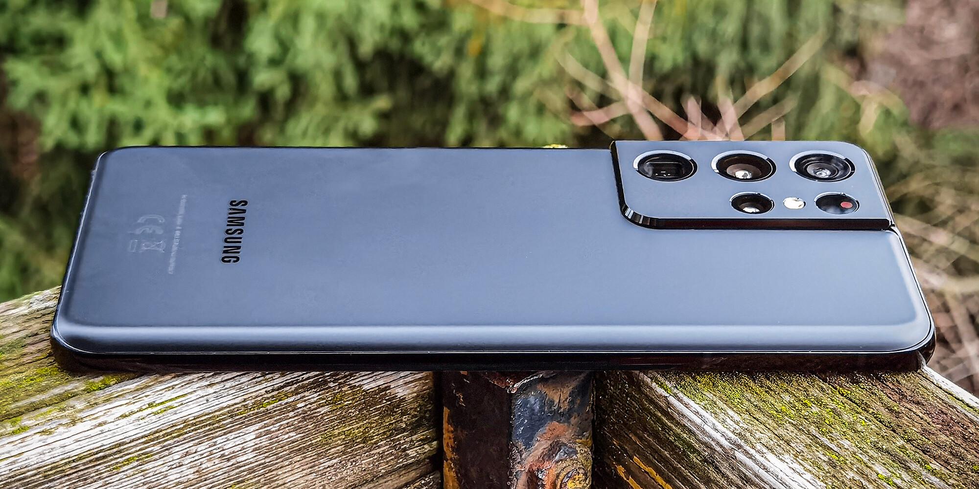 Samsung Galaxy S21 Ultra - vákuumcsomagolás