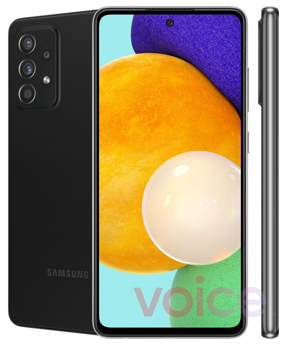 A Galaxy A52