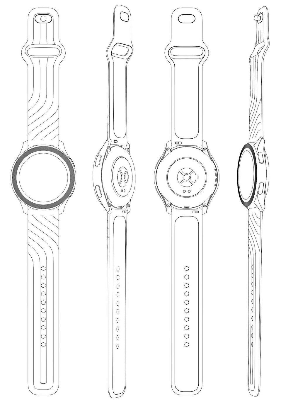 The sportier OnePlus Watch