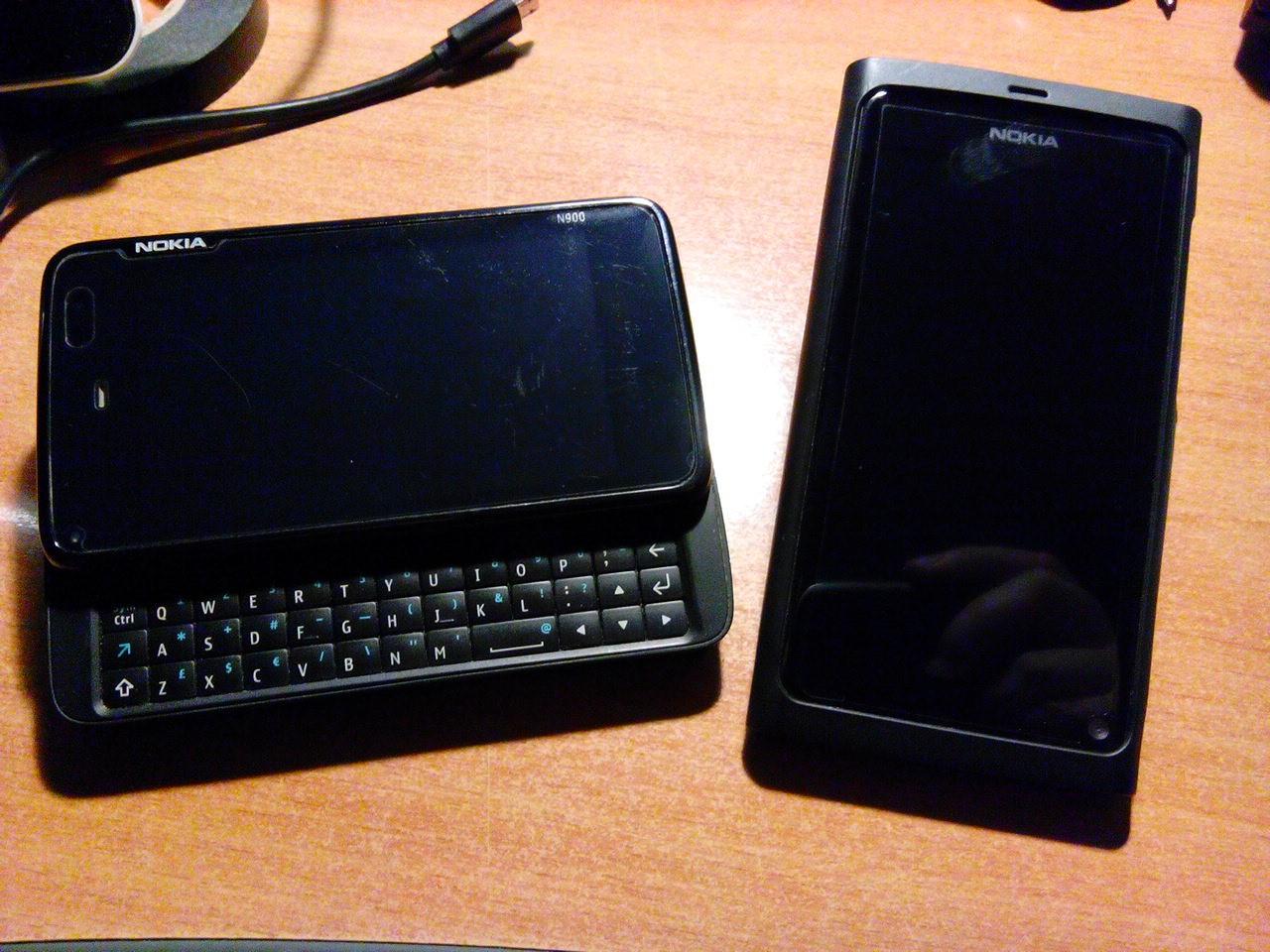 Nokia 5150 [Re:] Nokia N9 - az el...