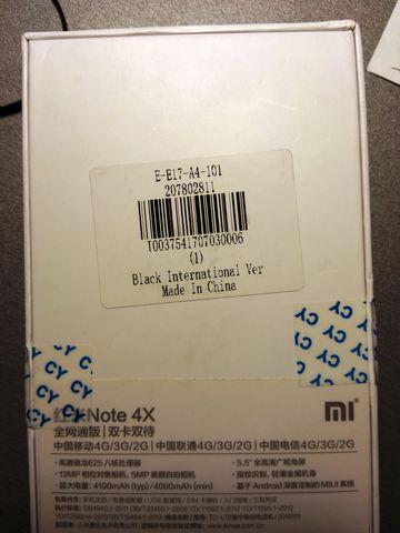 6f7900b5d3d7 Xiaomi Redmi Note 4 - B20 - Mobilarena Hozzászólások